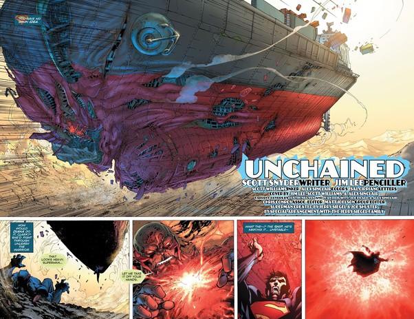 Đây là 10+ siêu năng lực của Superman mà fan cứng của DC chưa chắc đã biết - Ảnh 7.