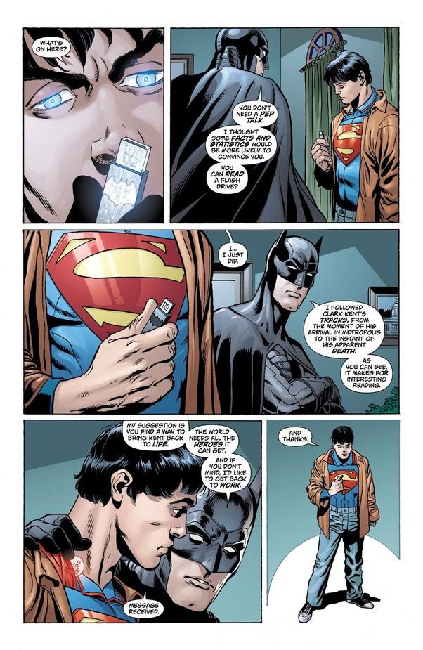 Đây là 10+ siêu năng lực của Superman mà fan cứng của DC chưa chắc đã biết - Ảnh 8.