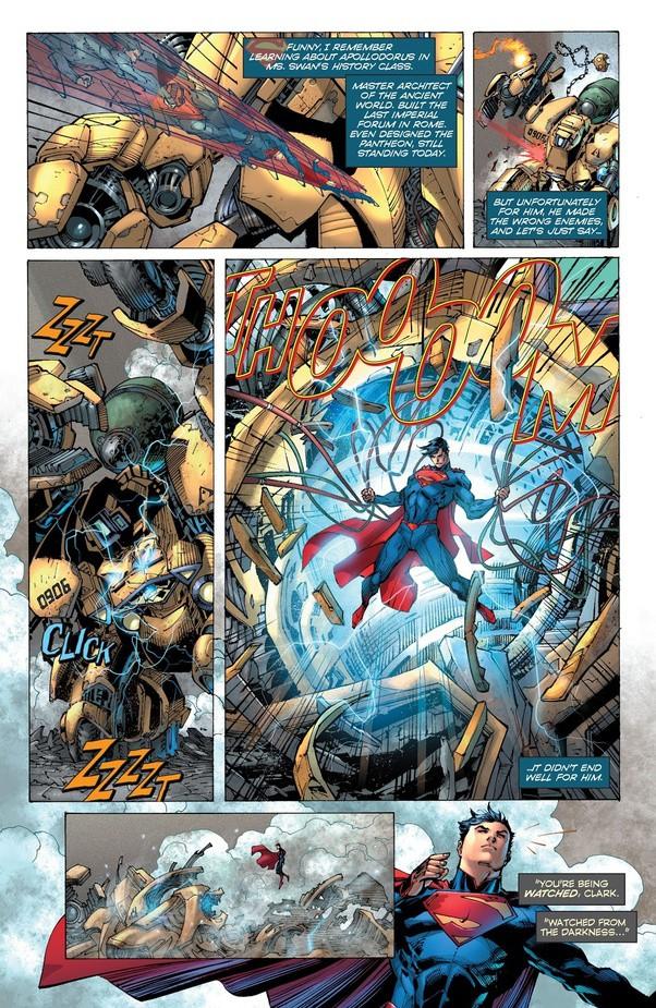Đây là 10+ siêu năng lực của Superman mà fan cứng của DC chưa chắc đã biết - Ảnh 11.