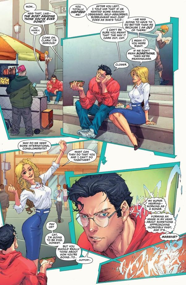 Đây là 10+ siêu năng lực của Superman mà fan cứng của DC chưa chắc đã biết - Ảnh 12.