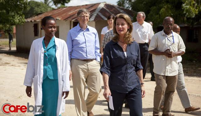 Bill Gates – vị tỷ phú 'nghiện vợ': Nhận rửa bát, đưa đón con, nếu chẳng may bị xe bus đâm và qua đời, chỉ muốn nói 1 câu duy nhất Cảm ơn em, Melinda! - Ảnh 2.