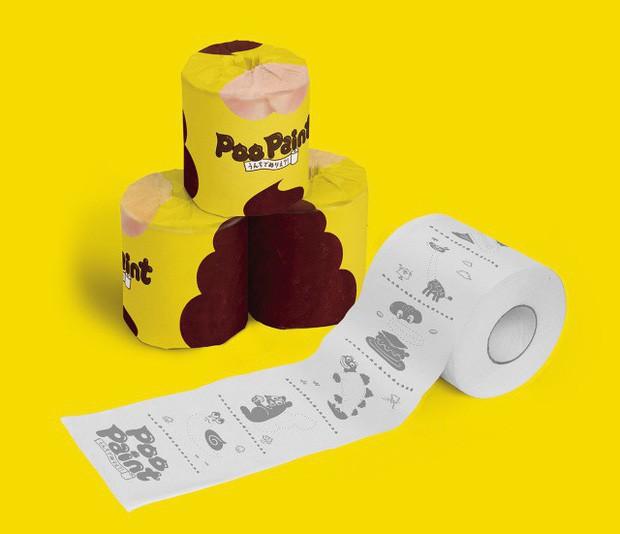 Đố ai sáng tạo hơn người Nhật, sản xuất loại giấy vệ sinh đặc biệt cho trẻ em thoả sức tô màu lên đó bằng... phân - Ảnh 1.