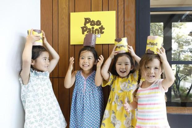Đố ai sáng tạo hơn người Nhật, sản xuất loại giấy vệ sinh đặc biệt cho trẻ em thoả sức tô màu lên đó bằng... phân - Ảnh 3.