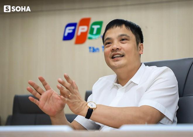 CEO Nguyễn Văn Khoa: Nói FPT có văn hoá nhân viên chửi sếp là không đúng đâu! - Ảnh 10.