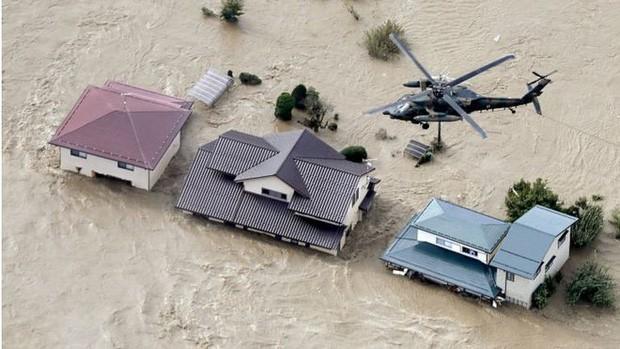 Phục sát đất người Nhật với cách ứng cứu thảm hoạ, đúng chuẩn cường quốc công nghệ tới tận răng - Ảnh 1.