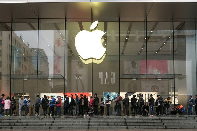 70% dân mạng Trung Quốc tuyên bố không mua iPhone mới, nhưng số liệu mới nhất lại đang chứng minh những dân mạng này chỉ nói mồm - Ảnh 1.