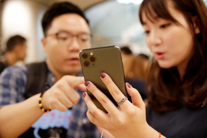 70% dân mạng Trung Quốc tuyên bố không mua iPhone mới, nhưng số liệu mới nhất lại đang chứng minh những dân mạng này chỉ nói mồm - Ảnh 2.