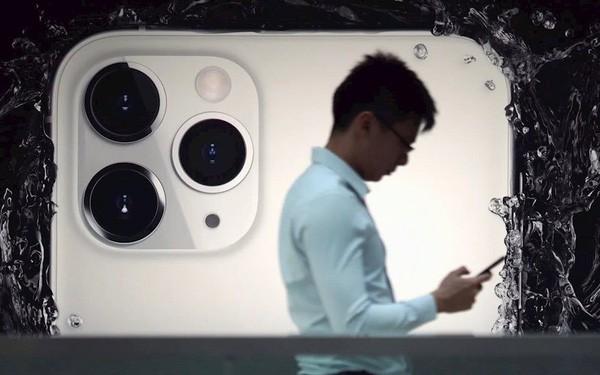 """iPhone 11 bán chạy, ngành công nghệ Đài Loan """"được nhờ"""" - Ảnh 1."""