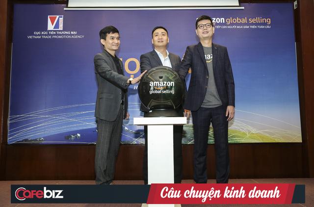 Amazon chính thức mở công ty tại Việt Nam - Ảnh 2.