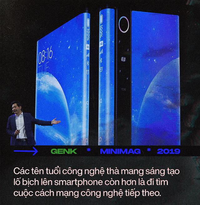 iPhone 11 Pro và Galaxy Note 10 - những kẻ thù lớn nhất của sự sáng tạo - Ảnh 5.