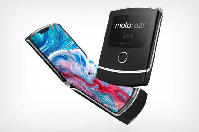 Điện thoại dao cạo Motorola RAZR sắp tái sinh: Ra mắt vào 13/11, thiết kế màn hình gập dạng vỏ sò, giá 1500 USD - Ảnh 1.
