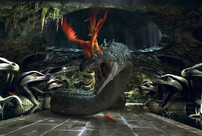 Basilisk: Sinh vật huyền bí nhất thế giới Harry Potter đáng sợ đến cỡ nào? - Ảnh 4.