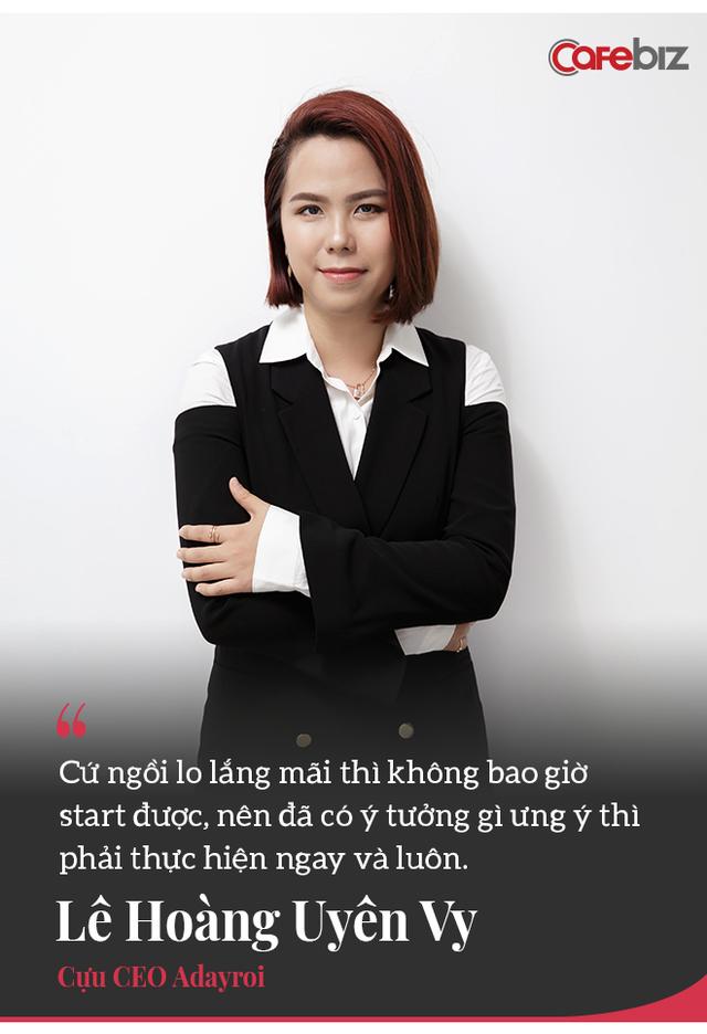 Chuyện chưa kể về Chon.vn và chiêm nghiệm của cựu 'nữ tướng' Adayroi Lê Hoàng Uyên Vy: Bản chất E-Commerce là ai sống lâu hơn ai! - Ảnh 12.