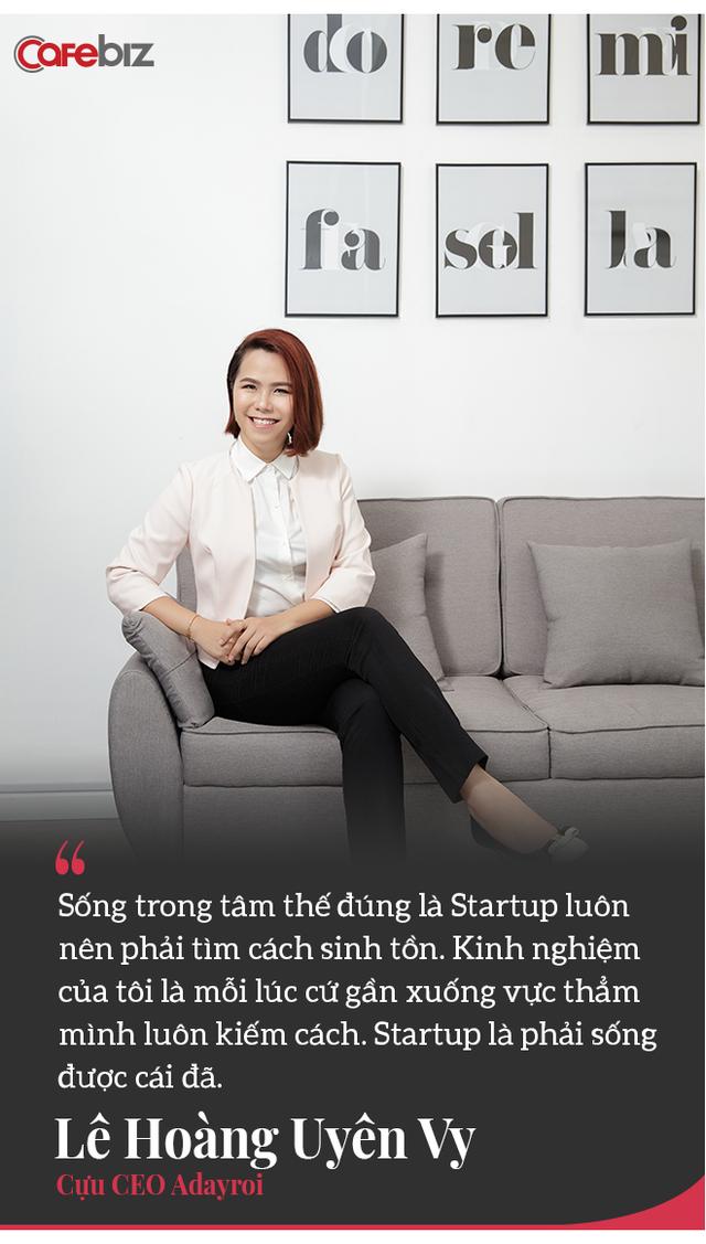 Chuyện chưa kể về Chon.vn và chiêm nghiệm của cựu 'nữ tướng' Adayroi Lê Hoàng Uyên Vy: Bản chất E-Commerce là ai sống lâu hơn ai! - Ảnh 15.