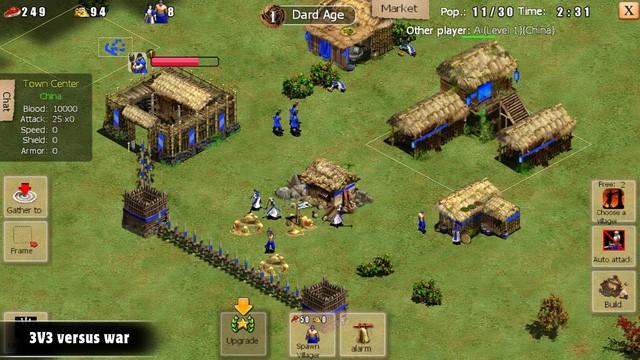Trải nghiệm War of Empire Conquest - Phiên bản đế chế trên di động - Ảnh 1.