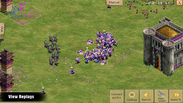 Trải nghiệm War of Empire Conquest - Phiên bản đế chế trên di động - Ảnh 2.