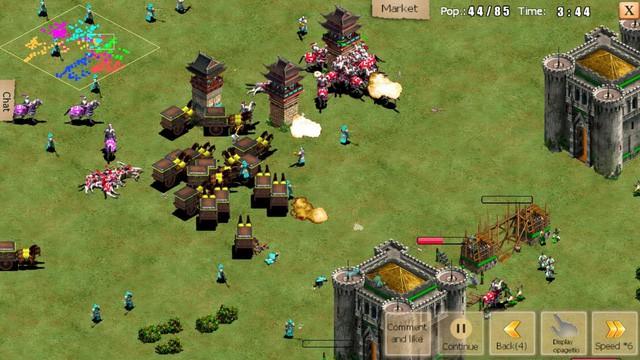 Trải nghiệm War of Empire Conquest - Phiên bản đế chế trên di động - Ảnh 3.