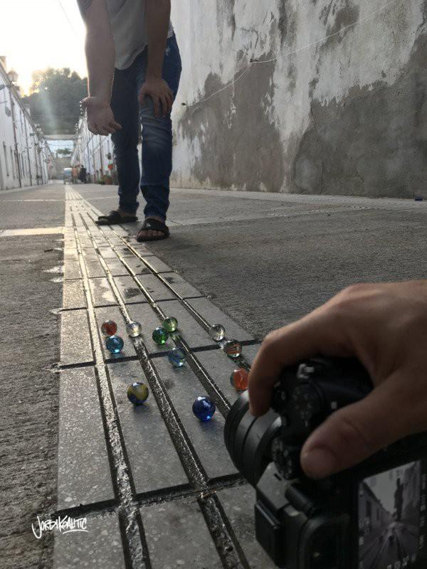 Nhiếp ảnh gia này sử dụng những mẹo nhỏ nhưng tạo được ảnh chụp độc lạ đến khó tin - Ảnh 6.