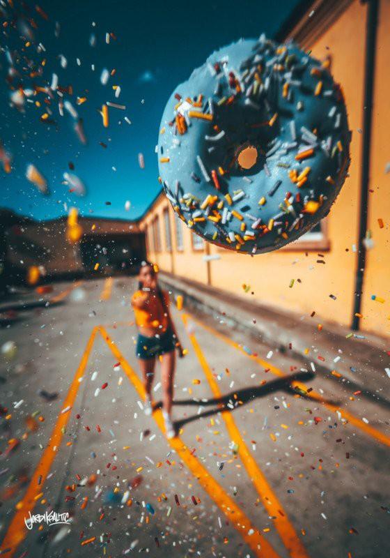 Nhiếp ảnh gia này sử dụng những mẹo nhỏ nhưng tạo được ảnh chụp độc lạ đến khó tin - Ảnh 11.