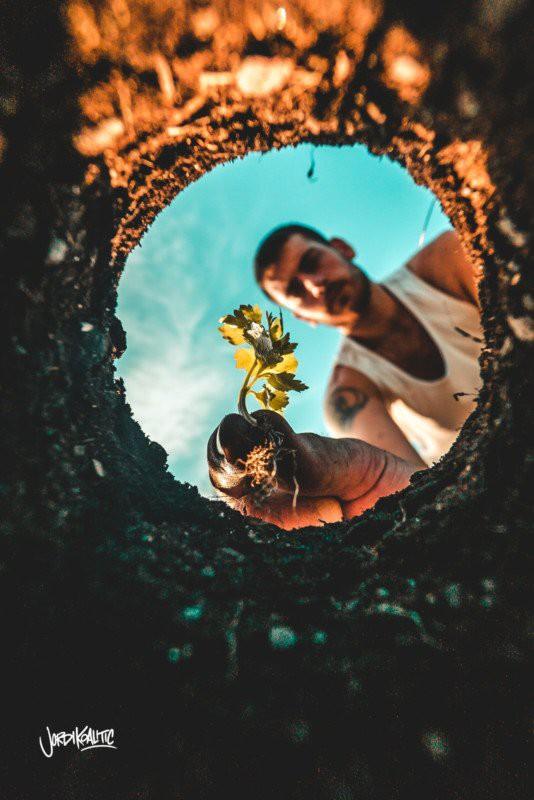Nhiếp ảnh gia này sử dụng những mẹo nhỏ nhưng tạo được ảnh chụp độc lạ đến khó tin - Ảnh 23.