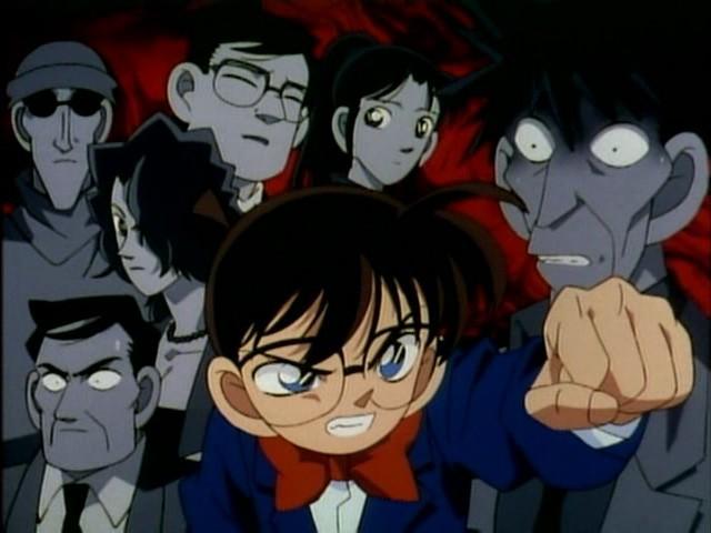Những vụ án xem mãi không chán trong thám tử Conan - Ảnh 2.