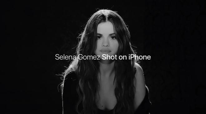 MV mới của nữ ca sĩ Selena Gomez được quay hoàn toàn bằng iPhone 11 Pro - Ảnh 1.