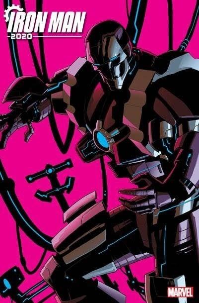 Marvel hé lộ những hình ảnh đầu tiên của Iron- Man 2020, liệu phiên bản này có thay thế được Tony Stark trong MCU? - Ảnh 4.