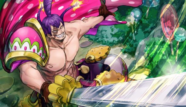 One Piece: Tư lệnh ngọt băng Big Mom đầu tiên bị Luffy đánh bại có mạnh hay không? - Ảnh 2.