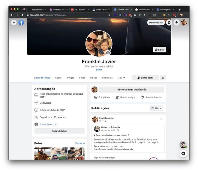 Xem Facebook web lột xác siêu lạ: Chữ to sạch đẹp như vở cấp 1, hết trắng tinh khôi lại đến Dark Mode - Ảnh 4.