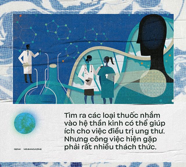 Điệu nhảy cộng sinh của ung thư và hệ thần kinh: Y học đang bước chân vào một miền đất hứa mới - Ảnh 10.
