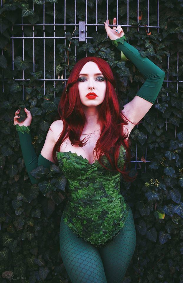 Nữ cường nhân trong thế giới siêu anh hùng của Marvel và DC đẹp rụng tim qua loạt ảnh cosplay - Ảnh 16.