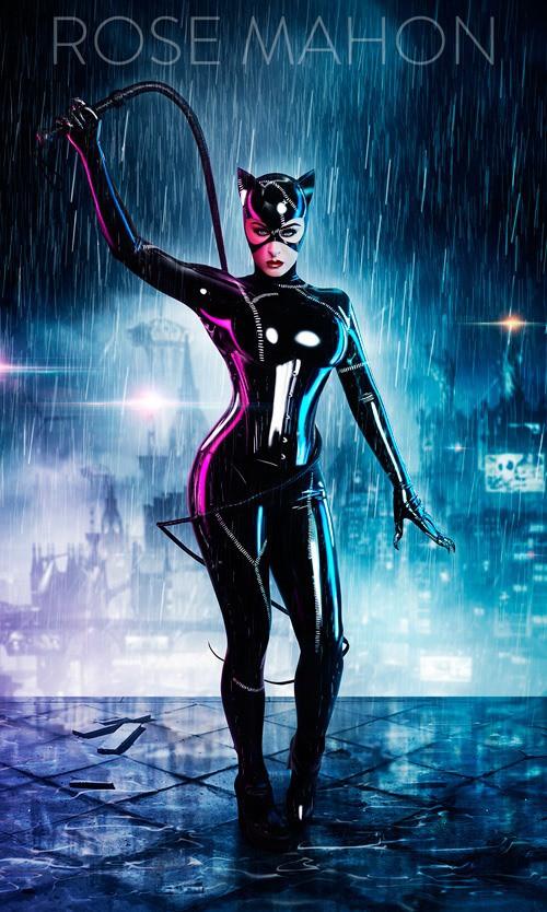 Nữ cường nhân trong thế giới siêu anh hùng của Marvel và DC đẹp rụng tim qua loạt ảnh cosplay - Ảnh 4.