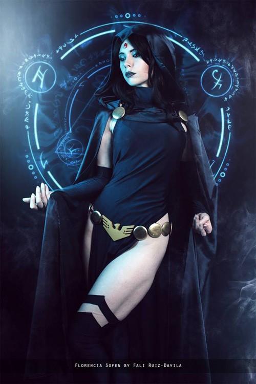 Nữ cường nhân trong thế giới siêu anh hùng của Marvel và DC đẹp rụng tim qua loạt ảnh cosplay - Ảnh 17.