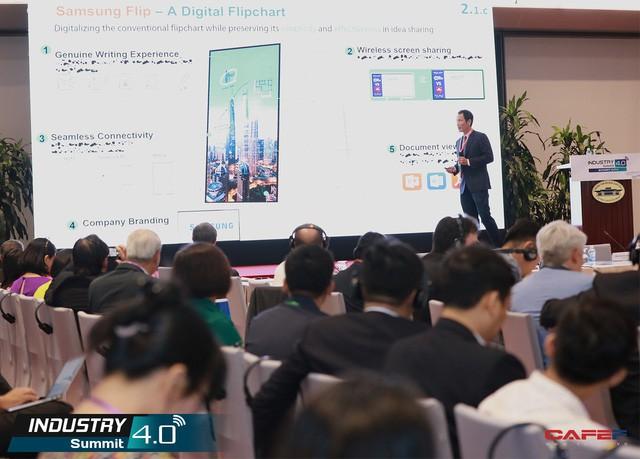 Samsung cam kết hỗ trợ chuyển đổi số tại Việt Nam - Ảnh 2.