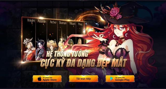 Tuyển tập các game mobile mới sắp ra mắt game thủ Việt Nam trong tuần tới - Ảnh 2.