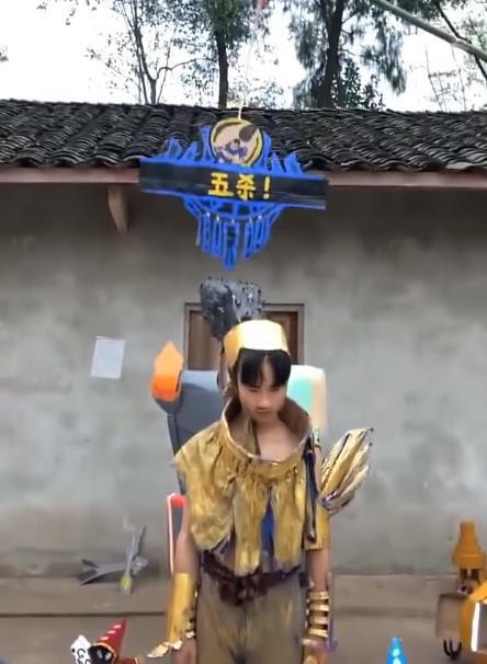 LMHT: Chết cười với phim live-action của game thủ Trung Quốc, tái hiện LMHT theo phong cách... tiết kiệm - Ảnh 22.