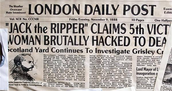 Tại sao Jack The Ripper - gã sát nhân đã ám ảnh đường phố London một thời lại nổi tiếng tới thế? - Ảnh 4.
