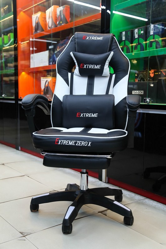 Các mẫu ghế gaming giá rẻ mà siêu êm, bảo đảm chơi game cả ngày không bị ê mông - Ảnh 1.