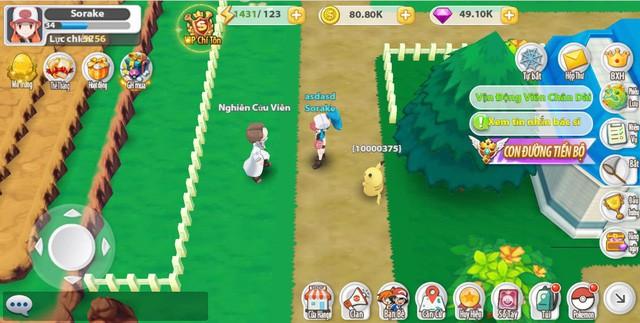 Trải nghiệm Poke Origin - Game Pokemon đa nền tảng - Ảnh 1.