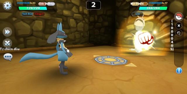 Trải nghiệm Poke Origin - Game Pokemon đa nền tảng - Ảnh 3.
