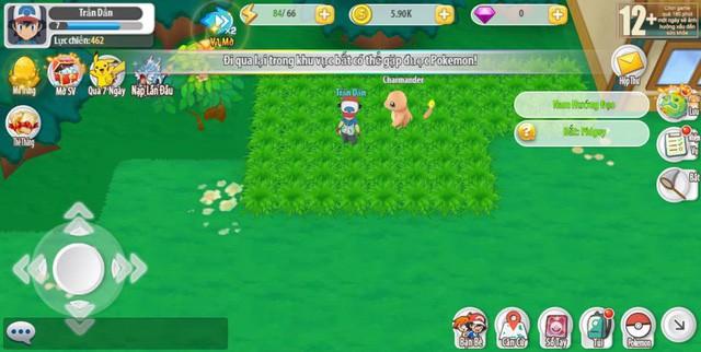 Trải nghiệm Poke Origin - Game Pokemon đa nền tảng - Ảnh 4.