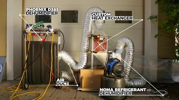 Chỉ cần gắn vào máy hút ẩm, vật liệu nano mới có thể tạo ra nước từ hư không - Ảnh 4.
