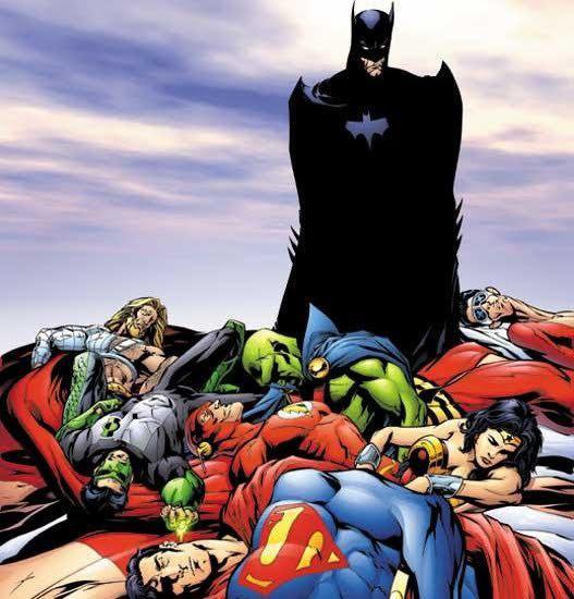 Không chỉ Batman, Wonder Woman cũng có chiến lược để hạ gục Justice League? - Ảnh 1.