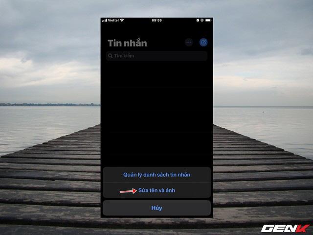 iOS 13: Cách tạo ảnh cá nhân 3D trong iMessage để làm ảnh đại diện khi liên lạc - Ảnh 3.