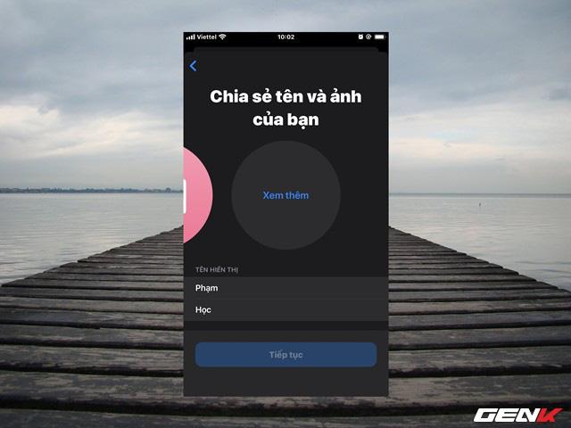 iOS 13: Cách tạo ảnh cá nhân 3D trong iMessage để làm ảnh đại diện khi liên lạc - Ảnh 5.