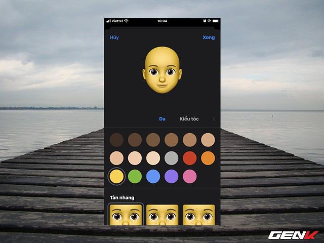 iOS 13: Cách tạo ảnh cá nhân 3D trong iMessage để làm ảnh đại diện khi liên lạc - Ảnh 8.