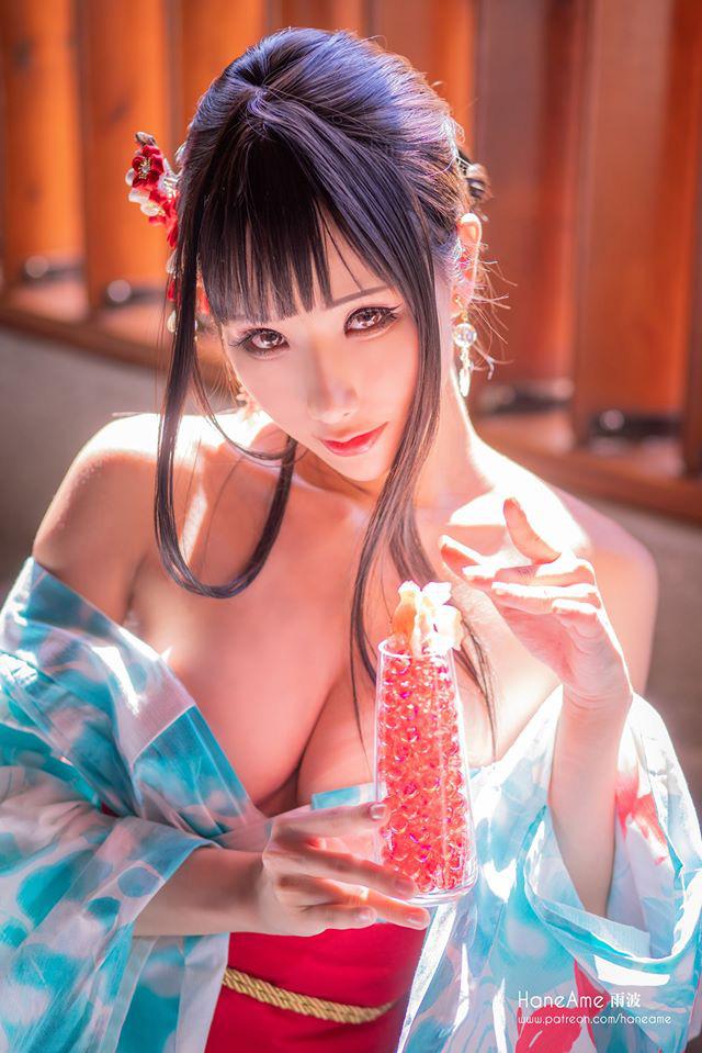 Thiếu nữ xinh đẹp khoe đôi gò bồng đảo quyến rũ tại nhà tắm suối nước nóng - Ảnh 1.