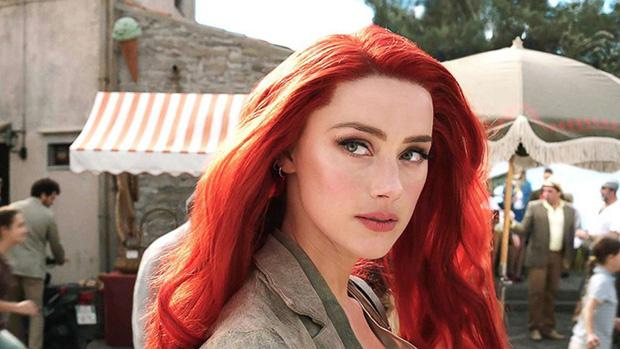 Khán giả đòi loại Amber Heard vợ cũ đào mỏ của Johnny Depp ra khỏi Aquaman 2 vì thiếu liêm sỉ - Ảnh 1.