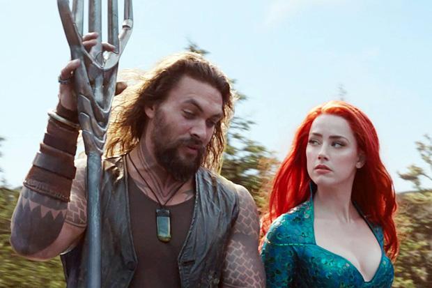 Khán giả đòi loại Amber Heard vợ cũ đào mỏ của Johnny Depp ra khỏi Aquaman 2 vì thiếu liêm sỉ - Ảnh 2.
