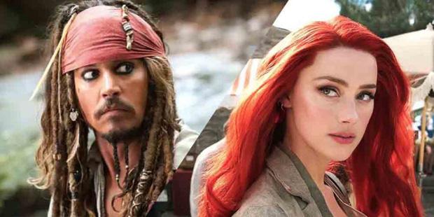 Khán giả đòi loại Amber Heard vợ cũ đào mỏ của Johnny Depp ra khỏi Aquaman 2 vì thiếu liêm sỉ - Ảnh 6.